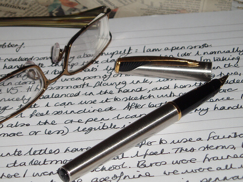 How to find time for writing and where to get it